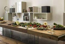 Novedades cocinas / Últimas tendencias en mobiliario de cocina, encimeras etc.