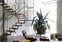 Architecture escalier