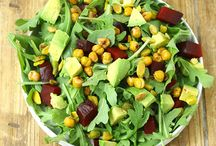 Salad Time! / Salad recipes / by Michelle Single