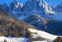 Krásy Italie