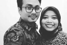 My ❤️ / Dear Mas Adia, I know you never see this pinterest. But, You know how much I love you.  May Allah bless us with much love,  so we can grow a home with full of lough,  love,  and joy.  XOXO