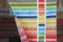 modern quilts / quilts with a modern twist