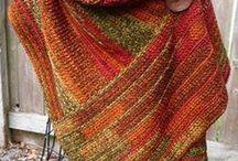 ponchos y lanas