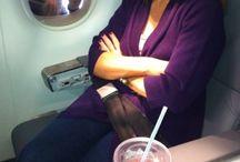 Aviones con Guasa / Fotos de humor de pasajeros, viajeros, aeropuertos y aviones / by Jets Privados 24