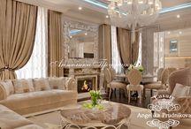 Дизайн квартиры в стиле Ар-Деко в ЖК Долина Сетунь / В ЖК «Долина Сетунь» можно увидеть изысканный дизайн интерьера в стиле Ар Деко. Благодаря большим окнам и зеркальным поверхностям во всех комнатах много света. Мягкая мебель и орнамент кремовых тонов создают домашний уют. Роскошный и в то же время спокойный дизайн подчеркнёт высокий статус владельца квартиры.