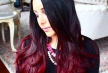 hair / by Victoria Hudson