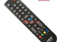 AKAI TV Remotes / AKAI TV Remotes