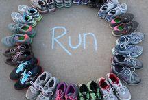 Running / by Misty Overstreet