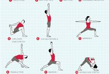 Morning yoga sequences