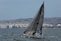 Sailing with Agia Irini GRE1390 / Sailing
