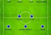 Best Blackburn Football Formations