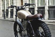 Motos customisées