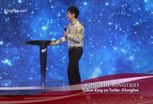 Messages from Ps Kong Hee