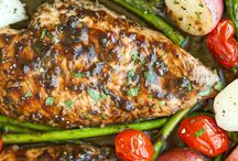 Healthy Recipes for Seniors / As we age, it becomes more important to eat food that is healthy and of sustenance. This board will give you ideas on meals to prepare for your elderly loved one.