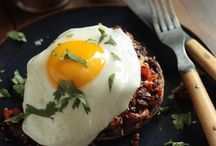 Eat // Breakfast / by Emma Sadiwskyj-Frewer