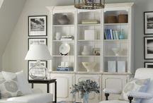 Family Room/Living Room Design / by Kristen Cooper