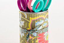 Upcycled Crafts / by Amanda Godbey