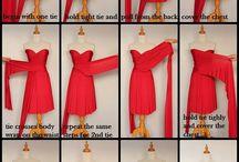 Estilos de vestido