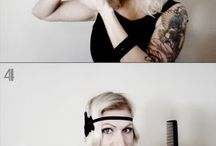 Hair tips / by Anna Elliott- Gonzales