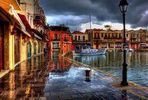 Crete & Greece