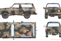 Expeditie auto's