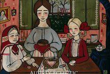 Easter Illustrations