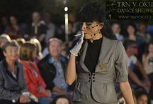 FASHION SHOWS / Fashion shows from Ajna and Trn v oku crew