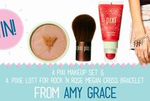 Pixi Make Up prize for Giveaway / by Ria Alemina Ginting
