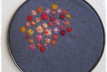 Cross-stitching/Embroidery