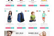 E-Shop Design