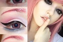 Cosplay Make-up