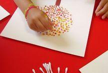 Kids crafts / by Lauren Hernandez