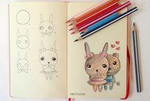 ♥ Dibujar