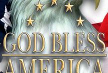 America / May God Bless our country