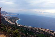 east Aigialeia - Aigeira - Αιγείρα / περιήγηση, στα αξιοθέατα και την ιστορία