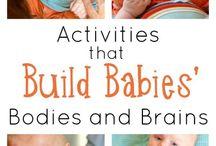 Baby excercises