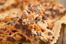 Brownies, Fudje & Bars