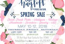 Hayloft Barn Sale 2018