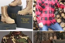 Rothco's 2016 Holiday Checklist / The only list you need to check twice. This year's list is full of the best #RothcoGear ever! From camo tees and tactical boots to concealed carry and flannel, this list has it all!
