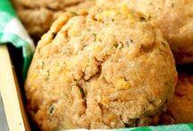 Petits pains et muffins   RECETTES COLLATIONS SANTÉ SALÉES