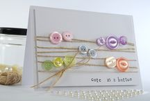 Button Love / by Angela Sargeant Papercrafts
