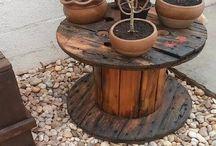Garden Art / Garden Art Ideas, designs, plans and diy projects.