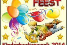 Kinderboekenweek 2014 / Thema feest