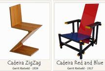 Cadeiras - casas