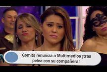 Gomita renuncia a Multimedios ¡tras pelea con su compañera!