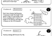 Math - Problems to Solve