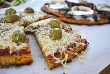 Pizzas varias