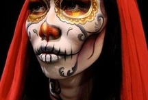 Dia De Los Muertos / Mexican holiday the beginning of November.