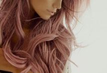 Beautiful Hair / If only I could have my hair different everyday I would and these are the styles I would love to do.