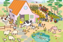 hayvanlar,çiftlik